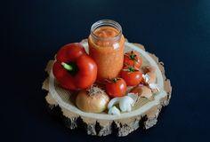 Recette de petit pot de piperade basque pour bébé (sans piment… avec poivron tomate et oeuf) (Dès 9 mois) Bébé va se régaler avec cette recette du sud ouest ! Petite recette basquaise qu'on adore !