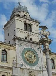 Padova, Piazza dei Signori, orologio