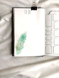 Do you need some inspiration for your bullet journal in 2018? I show you 15+ page ideas for setting up a new planner. From meal planning to study planning.