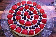 Schmand - Erdbeerkuchen, ein sehr schönes Rezept aus der Kategorie Kuchen. Bewertungen: 47. Durchschnitt: Ø 4,5.