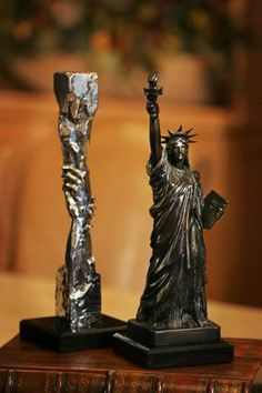 Statues of Liberty and Responsibility!