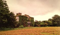 Clonbrock House, Co. Galway - as it is now