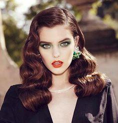 Beauty Inspiration   Dramatic Vintage Eye Makeup #pmtsphoenix #pmtslife