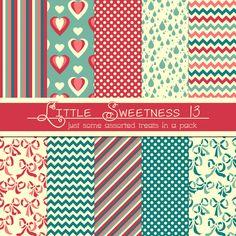 Free Little Sweetness 13 by TeacherYanie