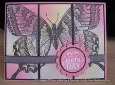Stamp & Scrap with Frenchie: Bye Bye StampinUp! Glossy Paper
