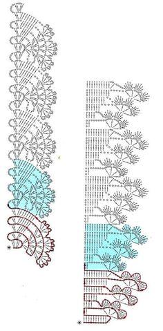 puntillas http://crochet-plaisir.over-blog.com/categorie-12352579.html