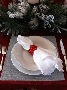 1000 images about christmas art de la table today on - Art de la table decoration ...