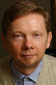 "Eckhart Tolle is a German-born Canadian resident, best known as the author of the The Power of Now and A New Earth, which were written in English. In 2011, he was listed by the Watkins Review as the most spiritually influential person in the world. In 2008, a New York Times writer called Tolle ""the most popular spiritual author in the United States."