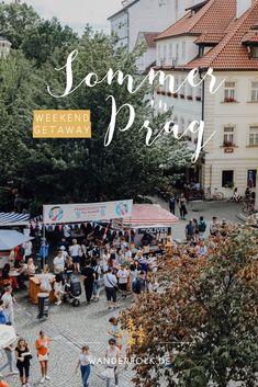 Prag im Sommer: Die besten Tipps