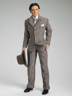 James Collins  - Tonner Doll Archive