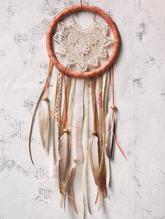 Catherine Love Dreamcatcher at Free People Clothing Boutique