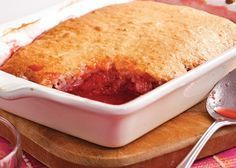 Page 4 - Desserts Rhubarb Pudding Cake, Just Desserts, Delicious Desserts, Desserts With Biscuits, Sweet Tarts, Strawberry Recipes, Rhubarb Recipes, Desert Recipes, Let Them Eat Cake