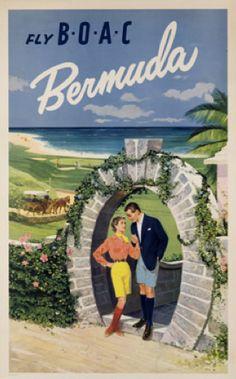 Bermuda - BOAC