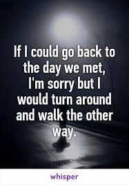 Image result for if i could go back to the day we met