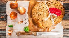 Skvělý cibulový chléb