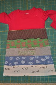 I Am Momma - Hear Me Roar: Upcycled T-shirt Dress
