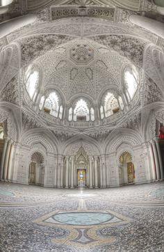 Castello di Sammezzano - in Leccio-Reggello, nahe Florenz, Toskana, Italien.