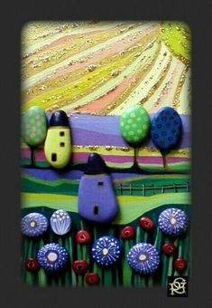 All posts in realistic art. Rock Painting Patterns, Rock Painting Ideas Easy, Diy Painting, Diy Gifts Cheap, Painted Rocks Kids, Painted Stones, Rock Crafts, Beach Art, Pebble Art