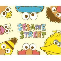 Sesame Street Birthday website