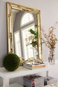 Feng Shui Mirror Placement Entry