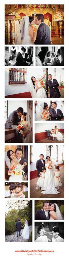 Matrimonio san antonio de pereira www.masque1000palabras.com Medellin - Colombia
