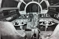 How would it feel to fly the Milennium Falcon? #starwars @indiefilmacdmy