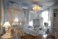 Like the soft colors, furniture