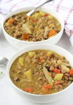 Jamaican Cuisine, Jamaican Dishes, Jamaican Recipes, Jamaican Curry, Soup Recipes, Vegetarian Recipes, Cooking Recipes, Healthy Recipes, Vegetables
