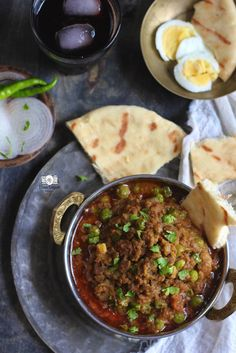 Keema Matar is a bold and spicy Mutton Mince Curry, perfect to dip some homemade bread in it. funfoodfrolic.com
