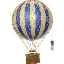 Luftballon, blå - 18 cm