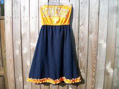 University of Tennessee Custom Game Day Tshirt by stitchin4kids, $45.00