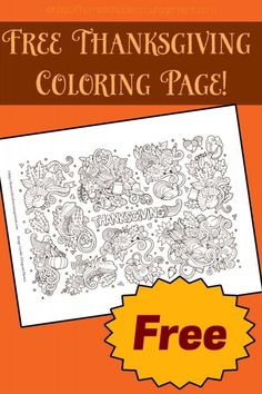 One of the things we love to do on Thanksgivingis print out a bunch of free Thanksgiving coloring pages for our marker-loving crew, hand out the washable