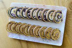 Rolady z mascarpone, tvarohom, borovkami a čokoládou Oreo, Mascarpone