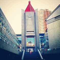 Waseda University Central Library, Tokyo, Japan Central Library, Tokyo Japan, San Francisco Ferry, Big Ben, University, Building, Travel, Tokyo, Viajes
