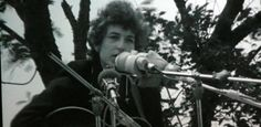 Life has no meaning without ambition, Bob Dylan @ Newport Folk Festival