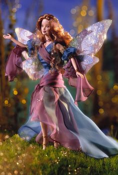 Fairy of the Forest™ Barbie® Doll | Barbie Collector