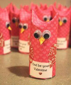 Favorite Homemade Valentines