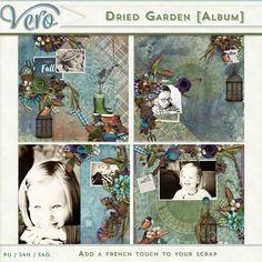 Digital Art :: Quick Pages :: Dried Garden [Album]