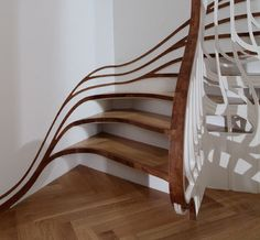 Artistic Design Curved Staircase Ideas For The Decoration Of The House Of Creative. Indoor Gardening Ideas To Beautify Your Space Art . Black Trim In The Interior Design How To Use It As An . Toilets and Bathroom Ideas Curved Staircase, Modern Staircase, Staircase Design, Stair Design, Staircase Ideas, White Staircase, Spiral Staircases, Grand Staircase, Escalier Art