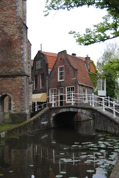 Delft,South Holland, the Netherlands Joyce Stolte South Holland, Holland Netherlands, Amsterdam, Village Photography, Countries To Visit, Beautiful Places In The World, Leiden, Delft, Romantic Travel