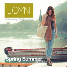 #ClippedOnIssuu from JOYN Spring Summer 2016 Look Book