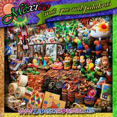 Bellas artesanías mexicanas