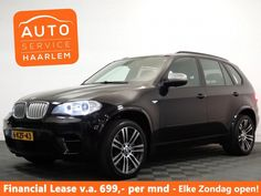 BMW X5  Description: BMW X5 5.0D M SPORT 381pk  Price: 775.17  Meer informatie