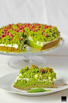 food²: Leśny mech - tureckie ciasto ze szpinakiem