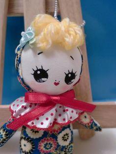 Mini Bunka Doll