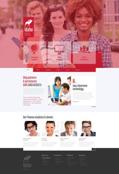 University Education - WordPress Theme