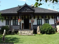 casa muzeu Neculai Popa. - Cerca con Google Gazebo, Outdoor Structures, Google, Beauty, Home, Kiosk, Pavilion, Cabana, Beauty Illustration