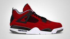 Air Jordan 4 'Red Suede' – Date de sortie