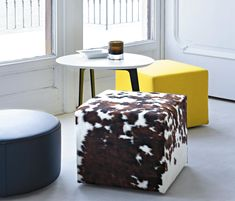 Shop the Pouf and more contemporary furniture designs by Lema at Haute Living. Door Accessories, Clean Design, Different Shapes, Home Collections, Contemporary Furniture, Fabric Design, Toilet, Room, Bedroom