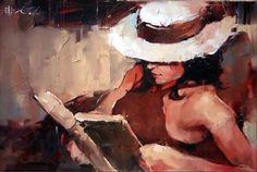 pintura de Andre Kohn